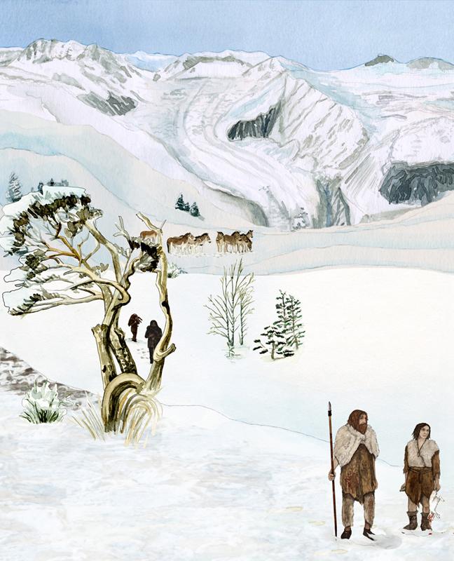 Paläolothikum, Neanderthaler