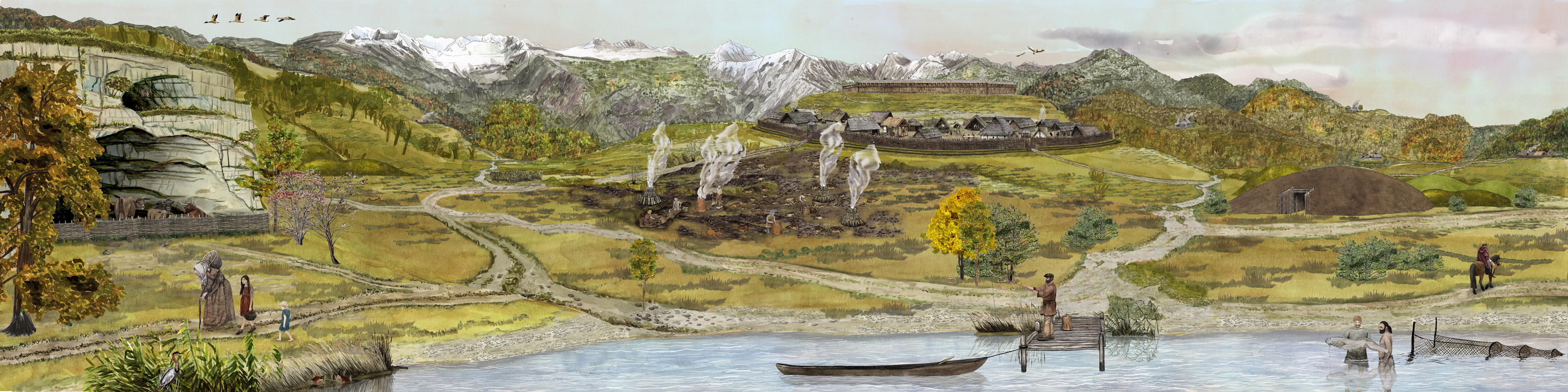Eisenzeit, iron age