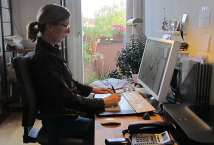 Portrait Silvia Nettekoven