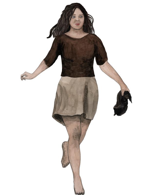 Bronzezeit, Frau, Bronze Age, woman