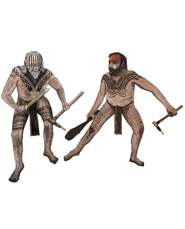 Bronzezeit, Krieger, Bronze Age, warrior