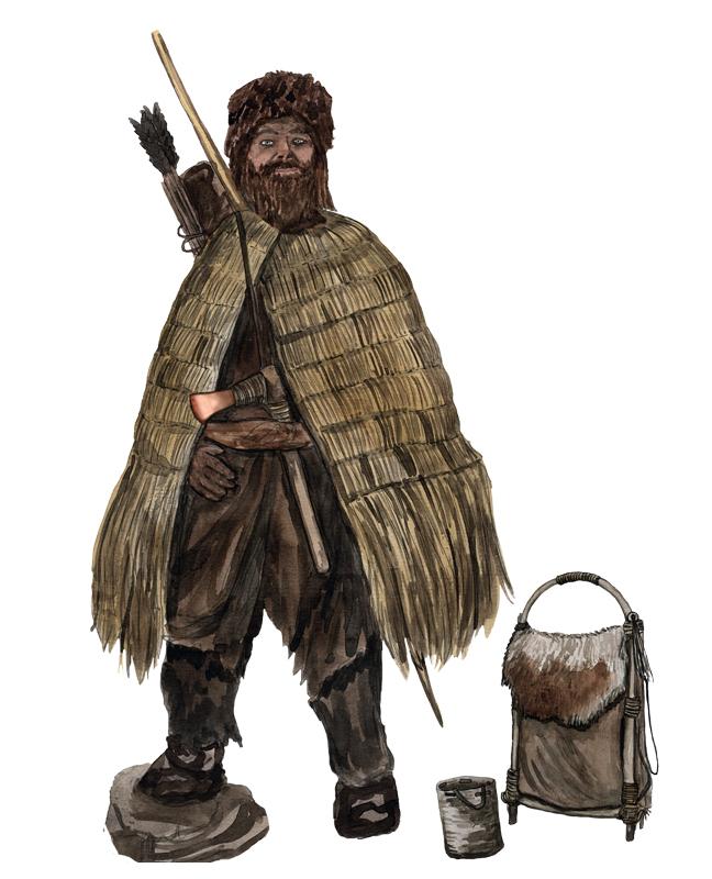 Neolithikum, Neolithic period, Ötzi